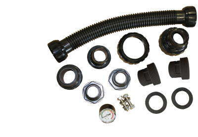 Accessories Included with AL75 Complete Kit