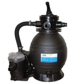 Aquapro AL50 Complete Pump Filter System for Soft Sided Swimming Pools