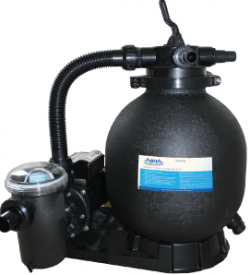 Aquapro AL75 Complete Pump Filter System for Soft-Sided Swimming Pools