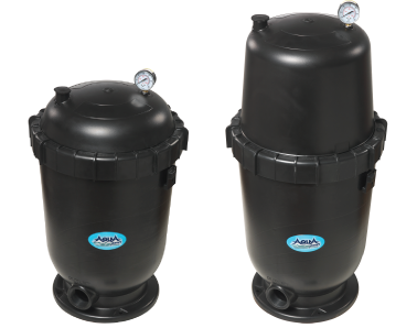 DE Cartridge Filters for Above Ground Pools - Aquapro