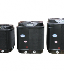 Aquapro Heat Pumps for In-Ground Pools and Spas