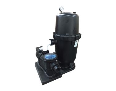 Aquapro cartridge system