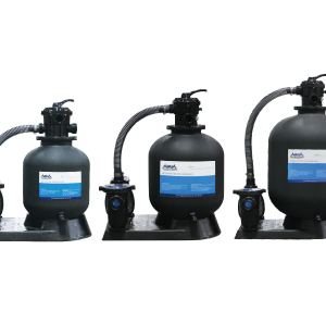 Sand Filter System for Above Ground Pools - Aquapro Systems