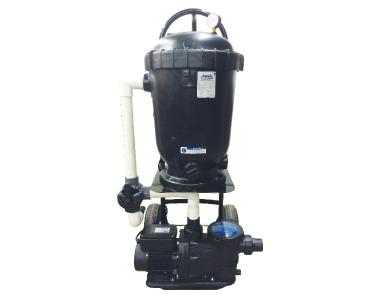 CRUISER Portable Vacuum Aquapro Systems
